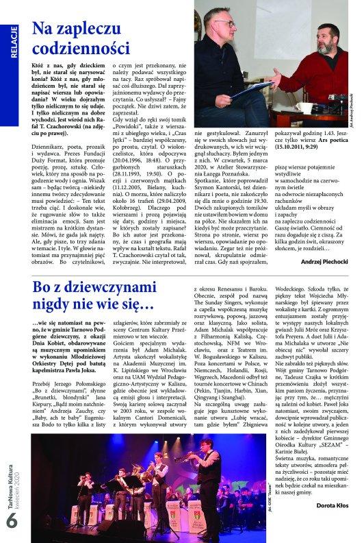 TarNowa Kultura 4/2020 strona 6