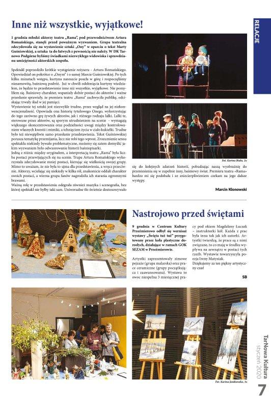 TarNowa Kultura 1/2020 strona 7