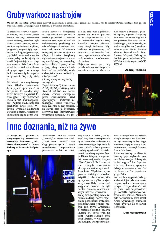TarNowa Kultura 3/2021 strona 7