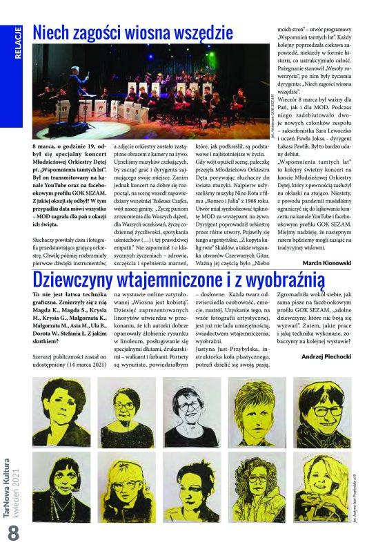 TarNowa Kultura 4/2021 strona 8