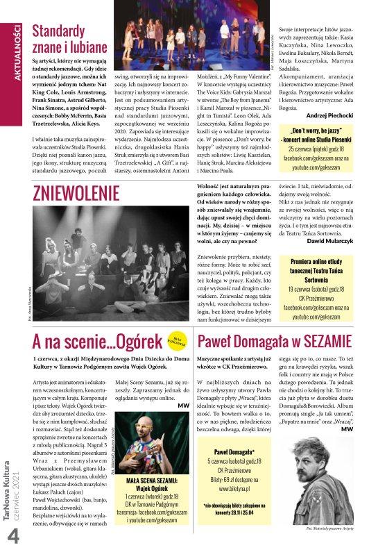 TarNowa Kultura 6/2021 strona 4